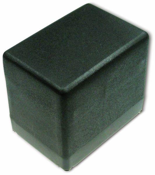 Kunststoffgehäuse, Kemo , G029, 72x50x63 mm, Thermoplast/PS, schwarz