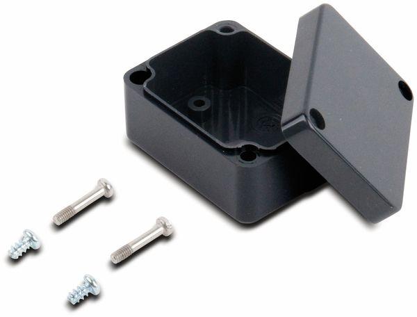 Universalgehäuse, POLLIN, ABS, 65 x 50 x 35 mm, IP66, schiefergrau - Produktbild 2