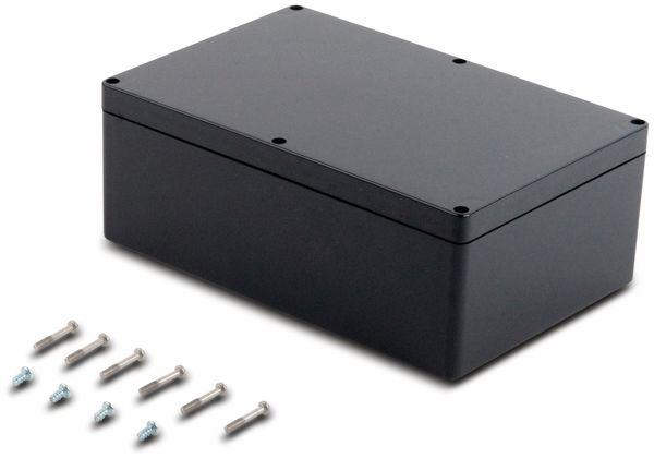 Universalgehäuse, POLLIN, ABS, 240,3 x 160,3 x 90 mm, IP66, schiefergrau