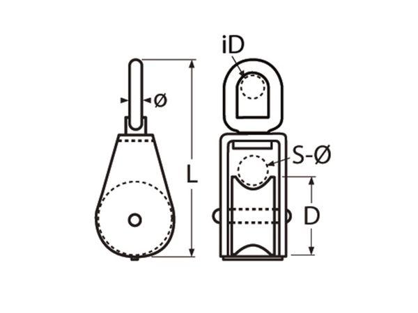 Sicherheits-Schließzylinder MASTERPROOF 1009-PJXY, 90 mm - Produktbild 2