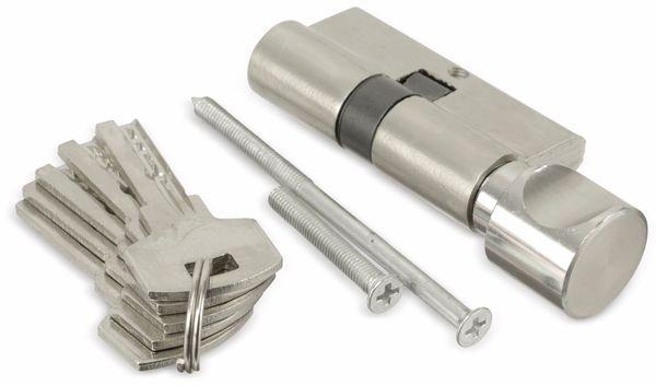 Sicherheits-Schließzylinder mit Knauf MASTERPROOF 1016-PJXY, 60 mm