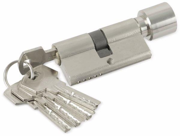 Sicherheits-Schließzylinder mit Knauf MASTERPROOF 1016-PJXY, 60 mm - Produktbild 4
