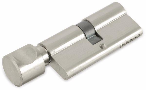 Sicherheits-Schließzylinder mit Knauf MASTERPROOF 1017-PJXY, 70 mm - Produktbild 2