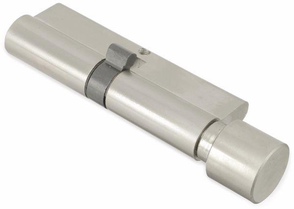 Sicherheits-Schließzylinder mit Knauf MASTERPROOF 1019-PJXY, 90 mm - Produktbild 2