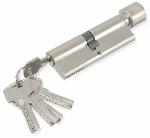 Sicherheits-Schließzylinder mit Knauf MASTERPROOF 1019-PJXY, 90 mm - Produktbild 4