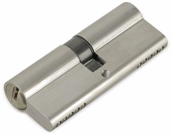 Sicherheits-Schließzylinder-Set MASTERPROOF 1028-PJXY, 80 mm - Produktbild 2