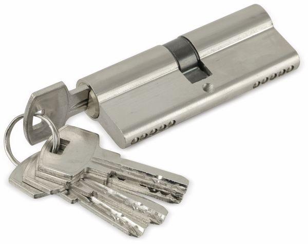Sicherheits-Schließzylinder-Set MASTERPROOF 1028-PJXY, 80 mm - Produktbild 3