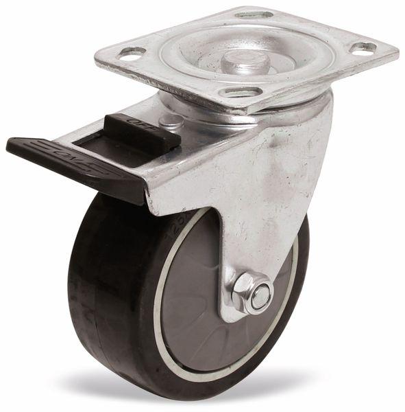 Lenkrolle für Werkstattwagen, 4110, Pro+