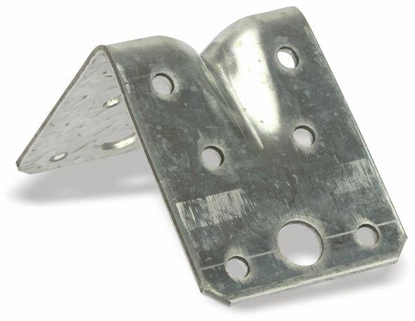 Winkelverbinder, 70x70x55x2,5 mm, 4 Stück - Produktbild 2