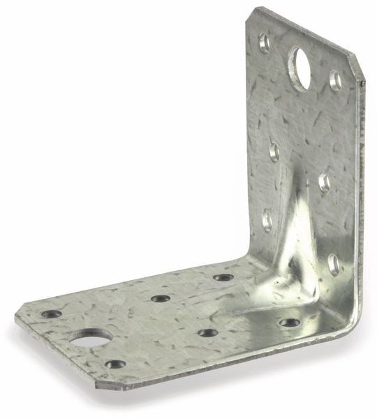 Winkelverbinder, 70x70x55x2,5 mm, 4 Stück - Produktbild 3