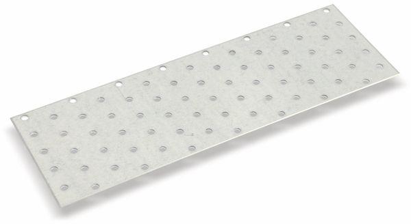 Lochplatten-Verbinder, 300x100x2 mm