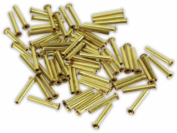 Rohrnieten, 1,5x10 mm, 100 Stück