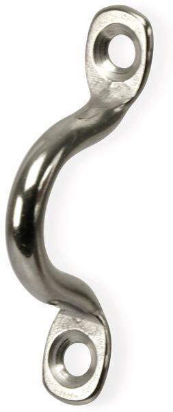 Bügel, Zurröse, Edelstahl 40 mm - Produktbild 2