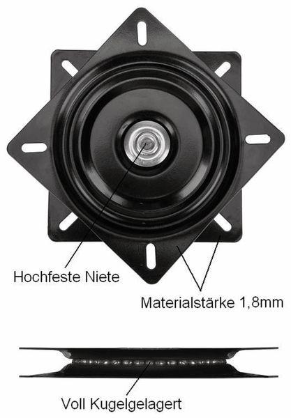 Drehteller, Sitzkonsole - Produktbild 2