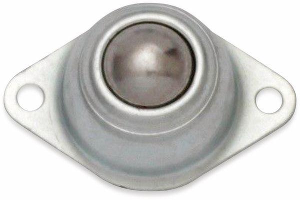 Kugelrolle, 48x32x20mm, 10 kg, Stahl