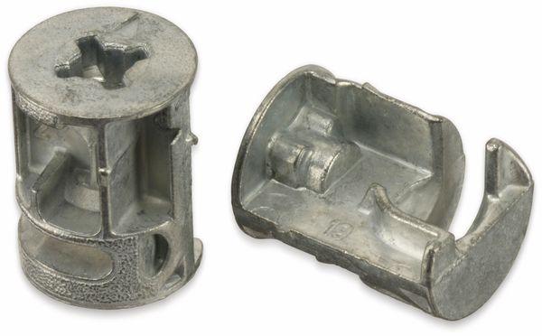 Möbel-Exzenterverbinder