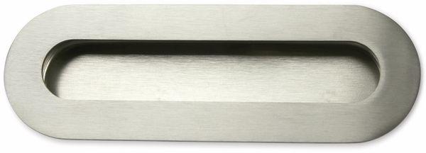 Griffmulde, Edelstahl, 170x58mm