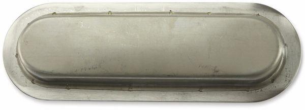 Griffmulde, Edelstahl, 170x58mm - Produktbild 2