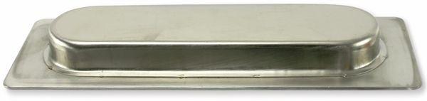 Griffmulde, Edelstahl, 180x60mm - Produktbild 2
