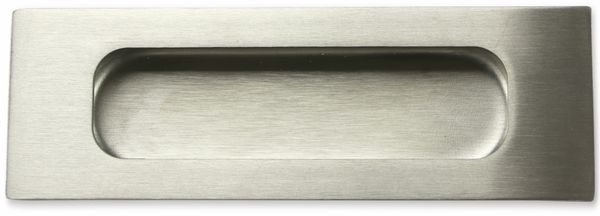 Griffmulde, Edelstahl, 120x40mm