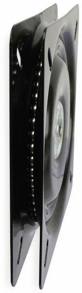 Drehteller, 195x195x22 mm, Stahl - Produktbild 3
