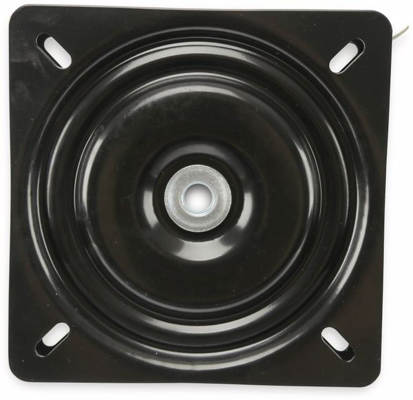 Drehteller, 245x245,24mm, Stahl - Produktbild 2