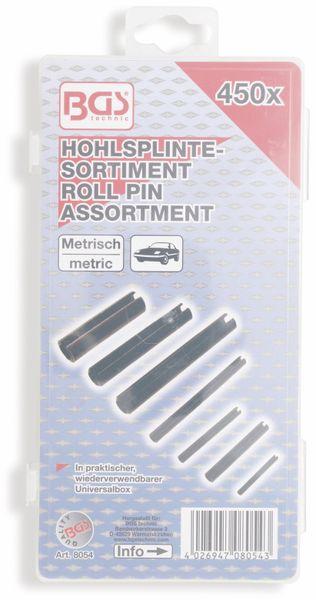 Sort. Hohl-/Federtifte, BGS, 8054, 450-tlg - Produktbild 2