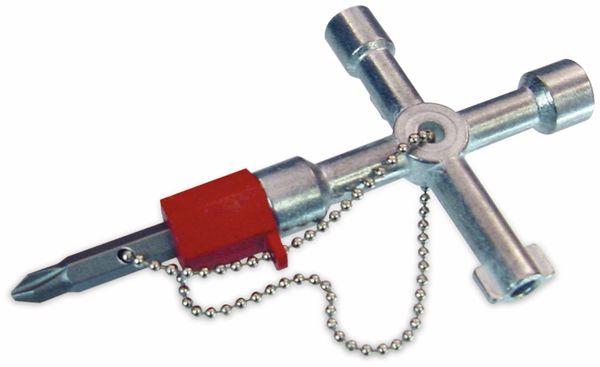 Schaltschrank-Schlüssel - Produktbild 2