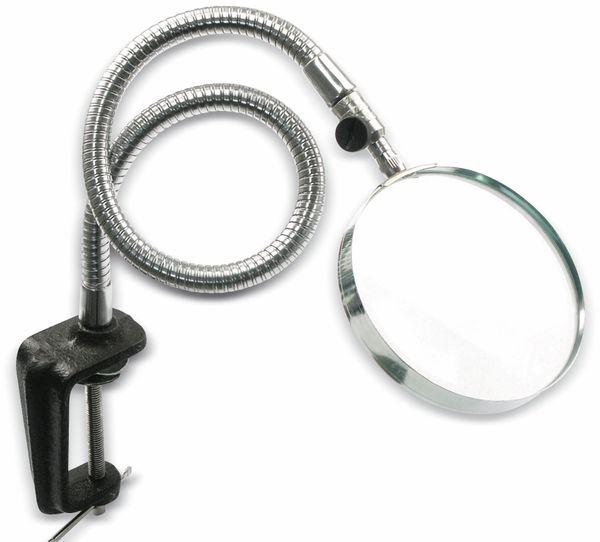 Lupe mit Schwanenhals - Produktbild 1