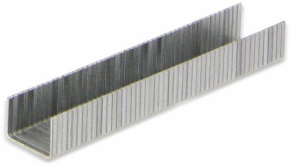 Tackerklammern, 11,3/6 mm, 1000 Stück