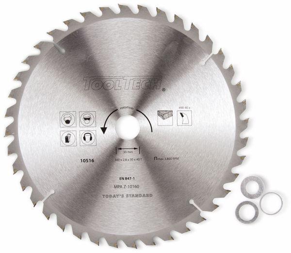 Hartmetall-Kreissägeblatt, 180 mm - Produktbild 1