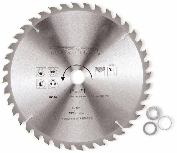 Hartmetall-Kreissägeblatt, 210 mm - Produktbild 1