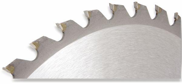 Hartmetall-Kreissägeblatt, 250 mm - Produktbild 2