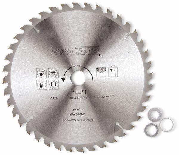 Hartmetall-Kreissägeblatt, 350 mm - Produktbild 1