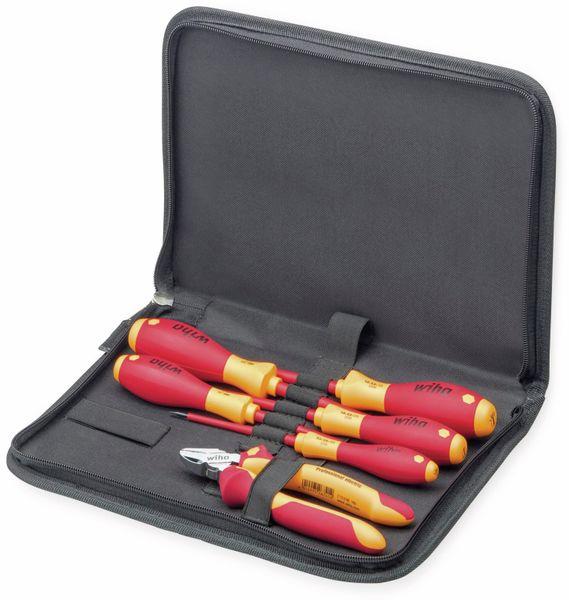 VDE-Werkzeugsatz WIHA, 7-teilig