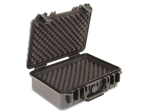Kunststoff-Gerätekoffer, 330x280x125 mm, schwarz - Produktbild 2