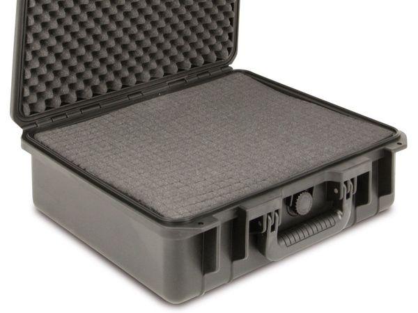 Kunststoff-Gerätekoffer, 430x380x165 mm, schwarz - Produktbild 2