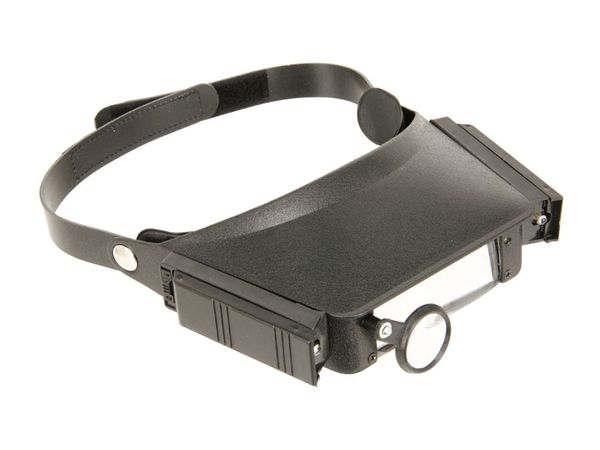 Stirnlupe mit Beleuchtung - Produktbild 1