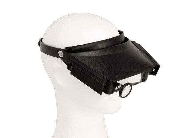 Stirnlupe mit Beleuchtung - Produktbild 2