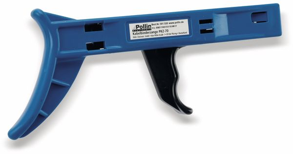 Kabelbinderzange PKZ-70