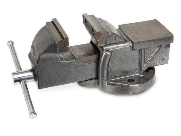 Tisch-Schraubstock PTS-1500, mit Amboss - Produktbild 1