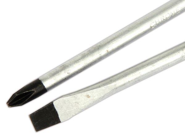 Extralange Schraubendreher, 450 mm, 2-teilig - Produktbild 2
