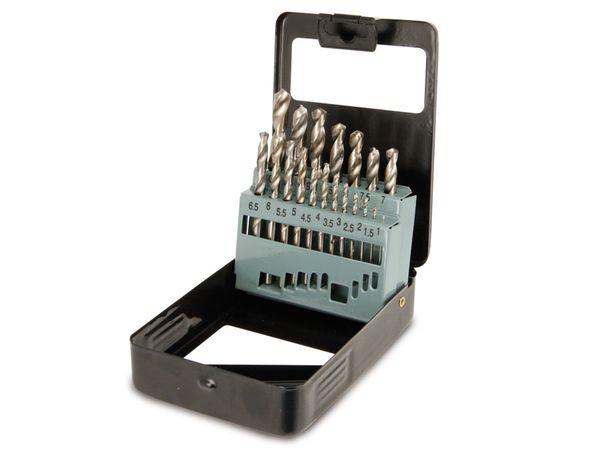 HSS-Bohrersatz in Metallbox, DIN338, 1...10 mm - Produktbild 2