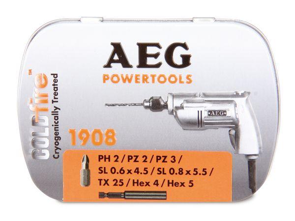 Retro-Bitsatz AEG POWERTOOLS ColdFire 1908 (4932 4300 03) - Produktbild 2