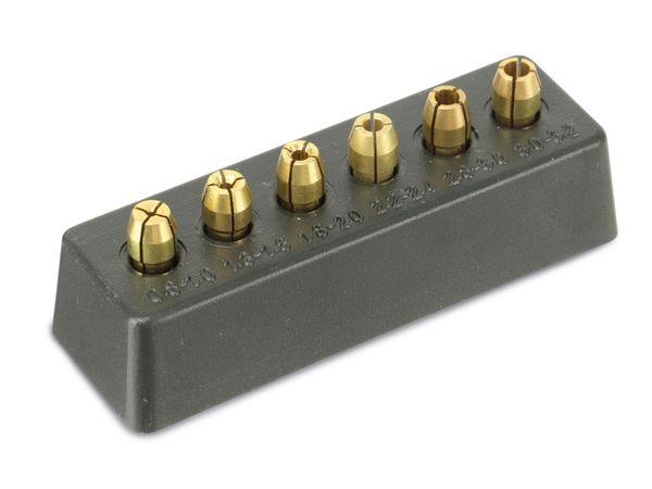 Spannzangen-Set DAYTOOLS WHSS-7, 0,8...3,2 mm - Produktbild 4