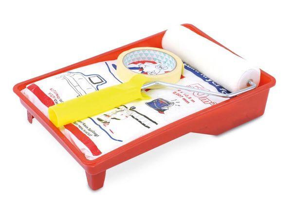 Maler-Roller-Set, 4-teilig - Produktbild 1