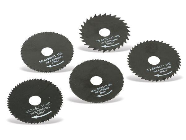 Mini-Sägeblätter DAYTOOLS SB-50.8-5, 50,8 mm, 5-teilig - Produktbild 1