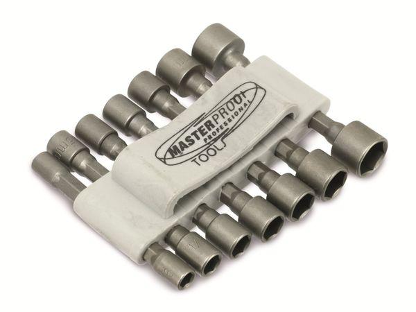 Steckschlüssel-Bitsatz, 14-teilig - Produktbild 2