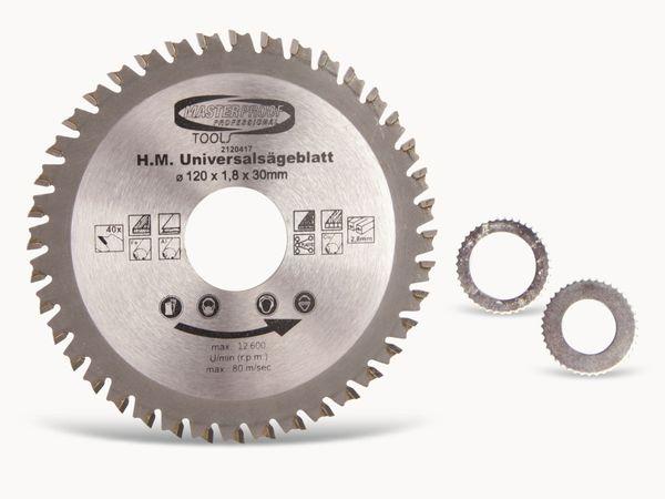 Universal-Sägeblatt, 190 mm, 60 Zähne