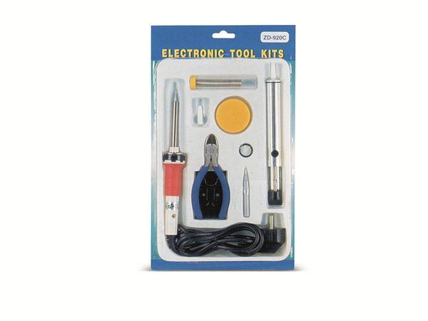 Löt-Werkzeug-Set, 9-teilig